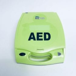 an image of AED device