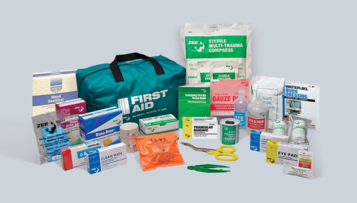 zee_medical_Soft-Side First Aid Kit